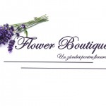 Logo Flower Boutique